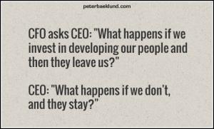 Warum Investition in Mitarbeiter lohnt