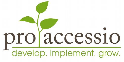pro accessio GmbH & Co. KG Retina Logo