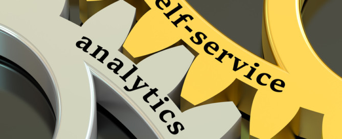 Self-service Analytics (c) alexlmx (Fotolia)