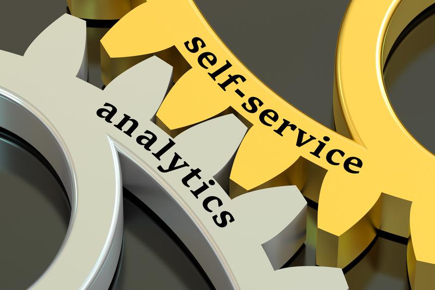 Self-service Analytics (c) alexlmx (Fotolia)
