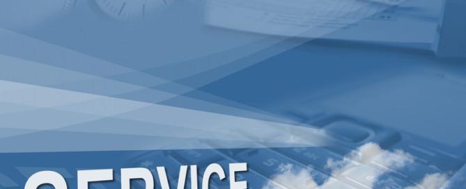 Support und Service für Cloud-Dienste
