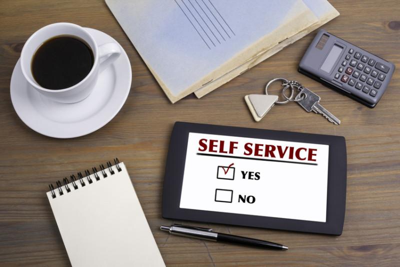 Self-Service, ja oder nein?