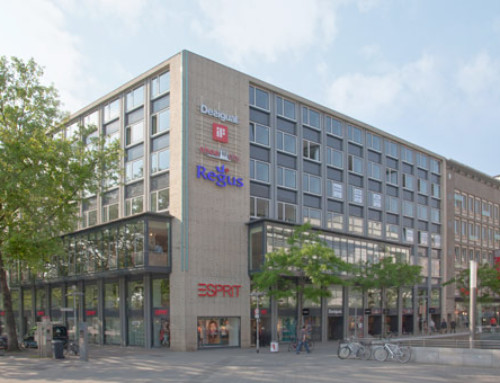 Neue Räume in Hannover