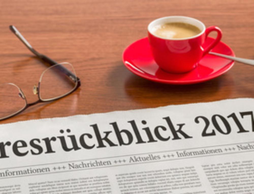 Themenrückblick 2017