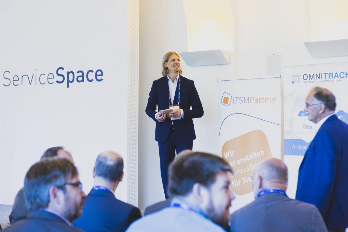 Servicespace in Wien (c) ITSMPartner Consult