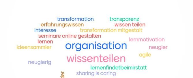 Menti-Präsentation auf CLC20: Hashtags zur Vorstellung