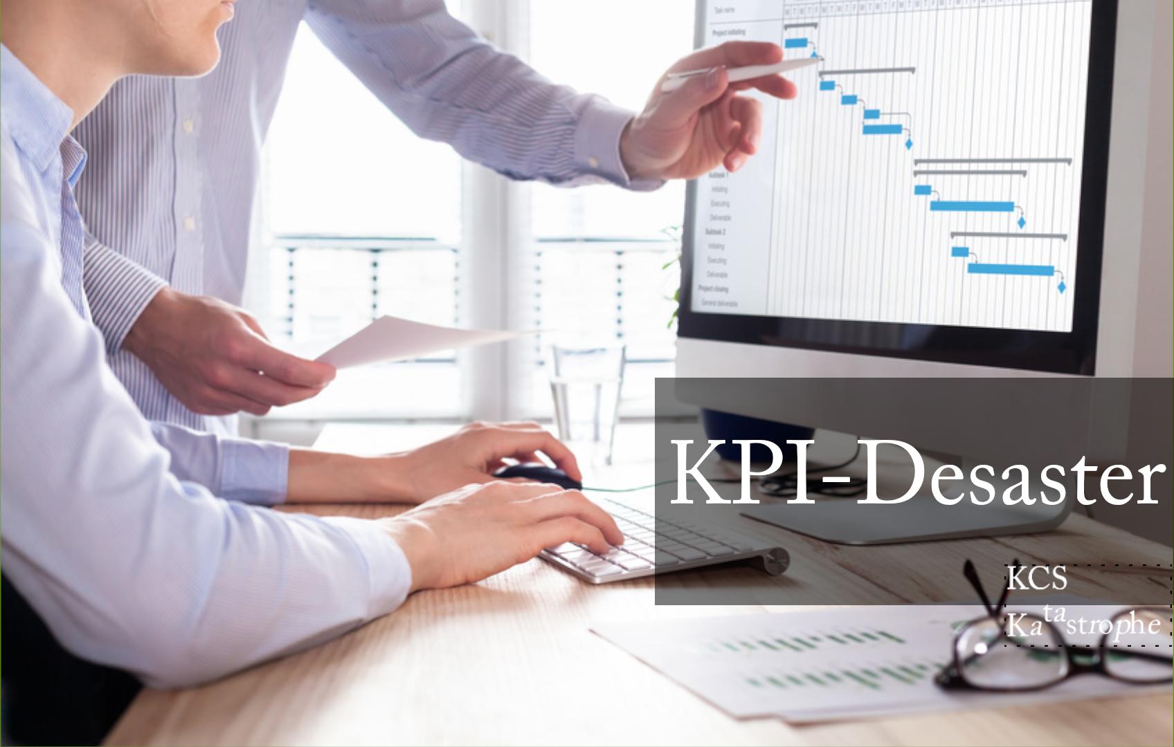 Was tun, wenn KPI-Wahnsinn KCS unmöglich macht?