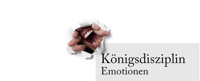 Emotionen sind eine Königs-Disziplin der Kommunikation. - Bild: Pexels.com
